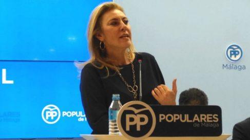 Carolina España, portavoz laboral del PP (Foto: PP).