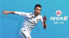 Cristiano Ronaldo será la portada del FIFA 19 . (EA Sports)