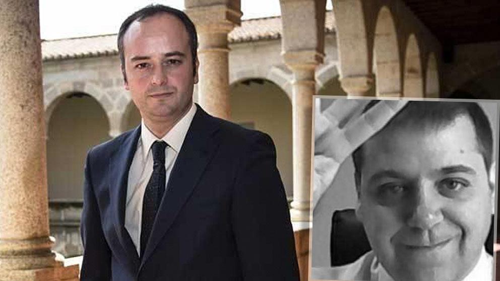 Iván Redondo y Juan Manuel Serrano