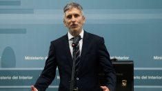 El nuevo ministro del interior, Fernando Grande-Marlaska