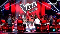 Antena 3 se hace con los derechos de 'La Voz'