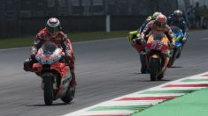 Ducati apoyará a Jorge Lorenzo hasta el final ante una hipotética candidatura del piloto balear el título mundial de MotoGP de este año. (Getty)