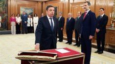 Luis Planas jura el cargo de ministro de Agricultura