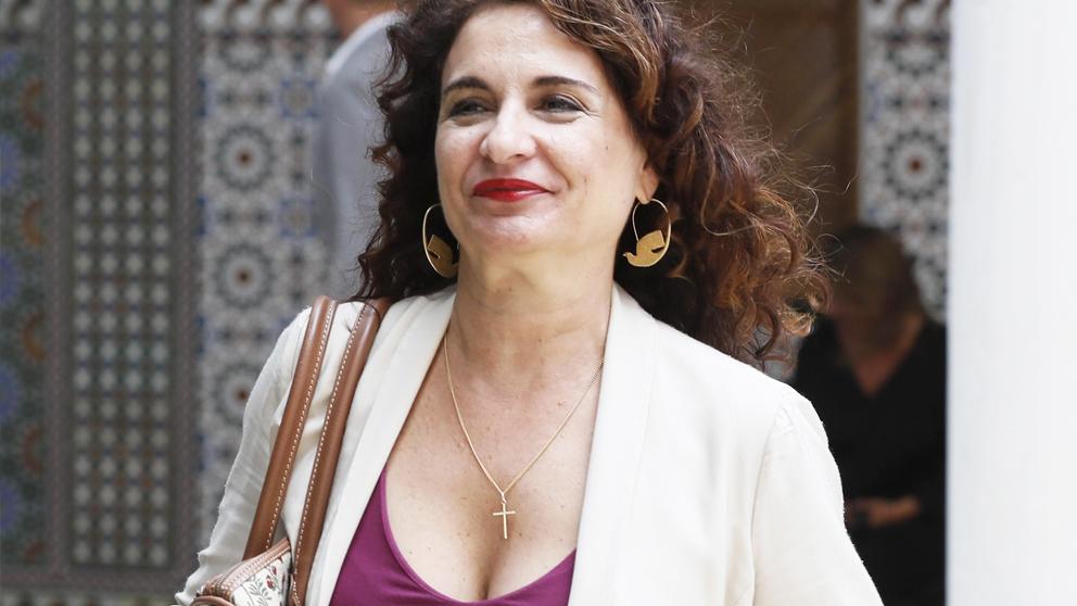 María Jesús Montero, ministra de Hacienda. (Foto: EFE)