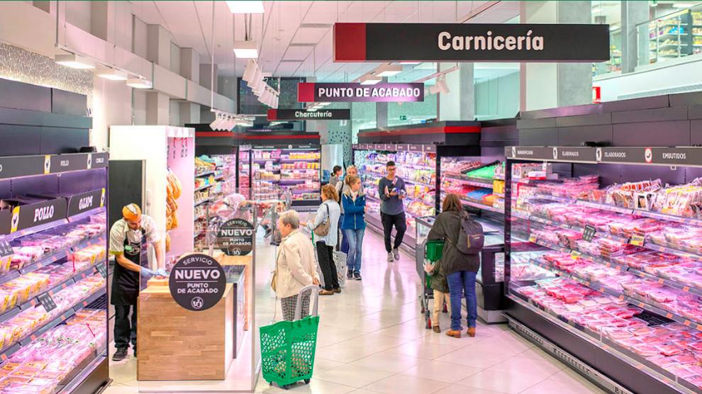 Nueva sección de carnicería de Mercadona (Foto: Mercadona)