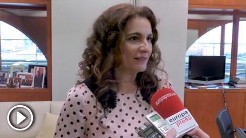 María Jesus Montero