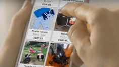 Mooms, la app para comprar y vender productos de bebé