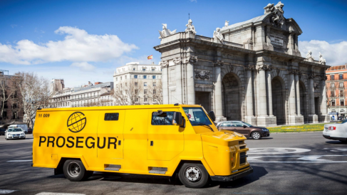 Camión de Prosegur (Foto: prosegurcash.com)