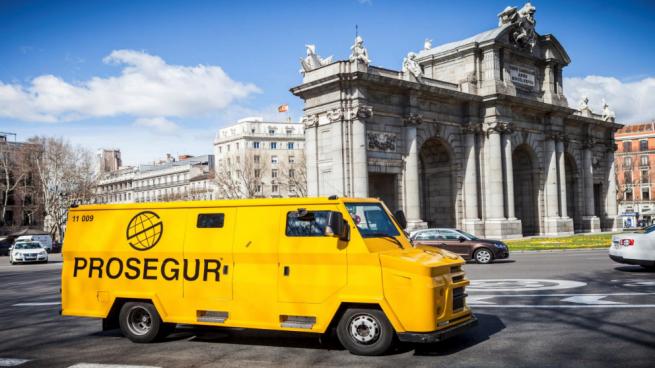 Prosegur registra un beneficio de 17 millones en el primer trimestre, un 48% más