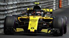 Renault estrenará próximamente una evolución aerodinámica que incluye unos espejos retrovisores situados en el Halo como los que usa Ferrari. (Getty)