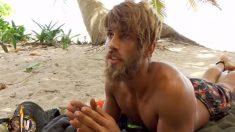 Sergio perdió un diente en 'Supervivientes'. (Foto: Mediaset)
