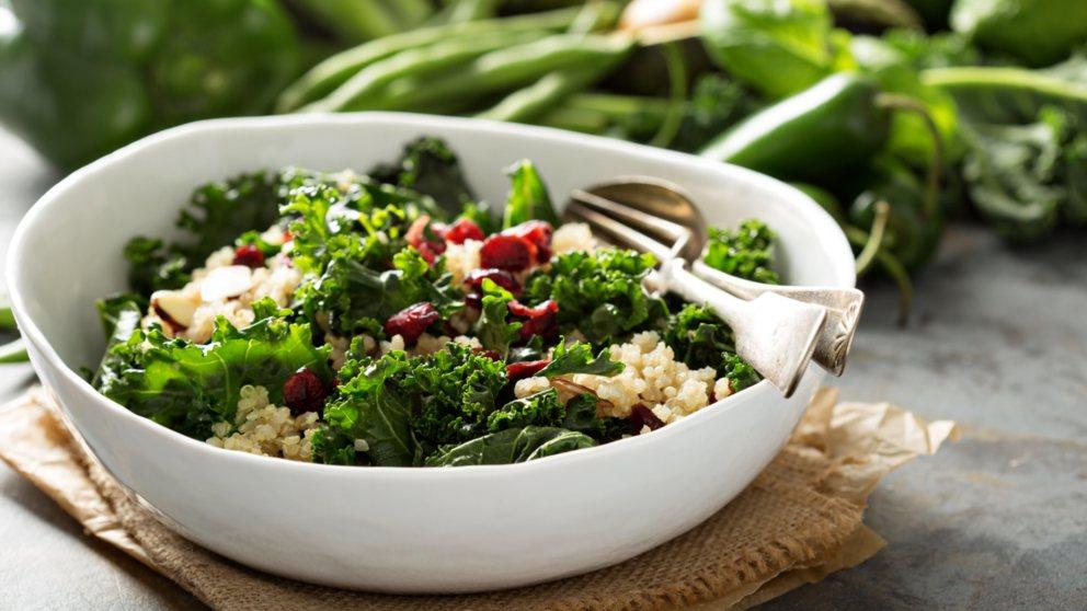 La col kale posee innumerables beneficios para la salud.