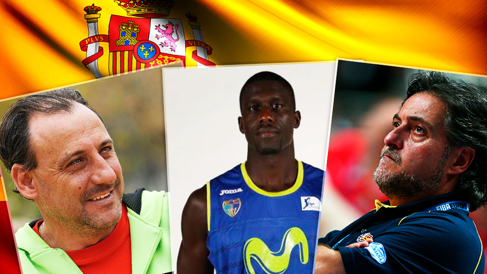 Cacho, Pepu y Savané, candidatos a presidir el CSD.