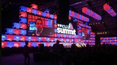 Imagen de archivo del Web Summit.