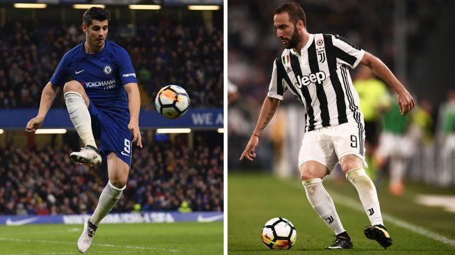 Mercado de fichajes: Chelsea y Juve ya negocian el trueque Morata – Higuaín