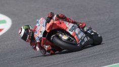 Claudio Domenicali, máximo responsable de Ducati, ha vuelto a criticar a Jorge Lorenzo asegurando que el piloto no ha sido capaz de dar la información necesaria a sus ingenieros para adaptar la moto a sus características. (Getty)