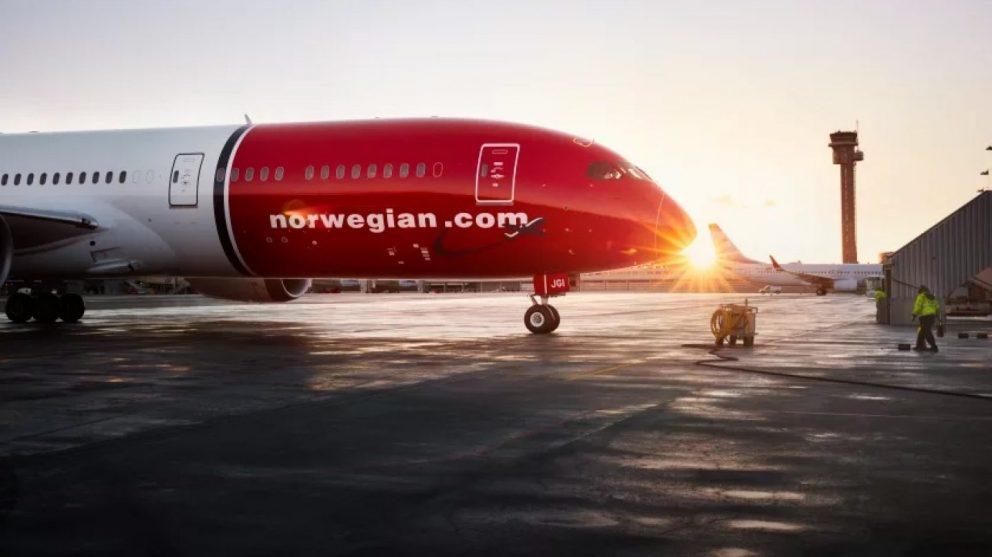 Norwegian (Foto. Norwegian)