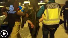 La Policía Nacional detiene a 'El Castaña', el mayor narcotraficante de hachís de Europa