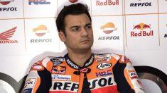Dani Pedrosa podría anunciar su retirada la semana que viene durante el Gran Premio de Catalunya de MotoGP. (Getty)