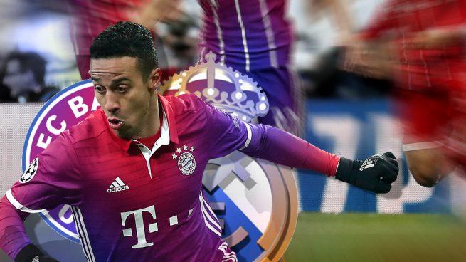 Mercado de fichajes: al Real Madrid le ofrecen a Thiago