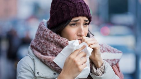 Cuando la tos es el síntoma de una enfermedad que no es un resfriado.