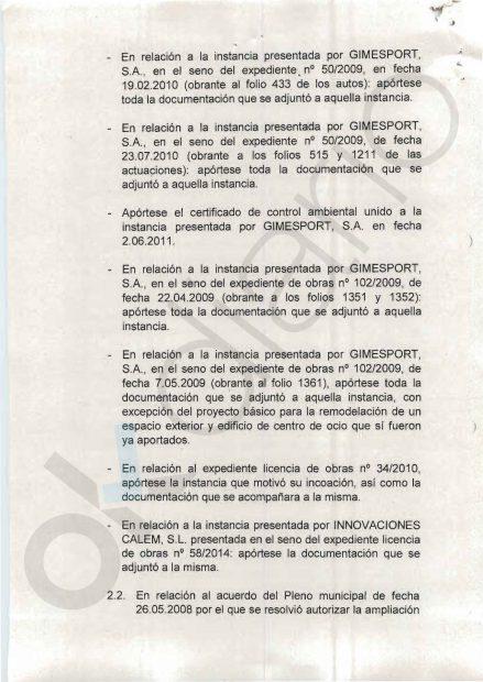 La Justicia imputó 3 delitos a 4 dirigentes del PSC de Batet tres días antes de la moción de censura