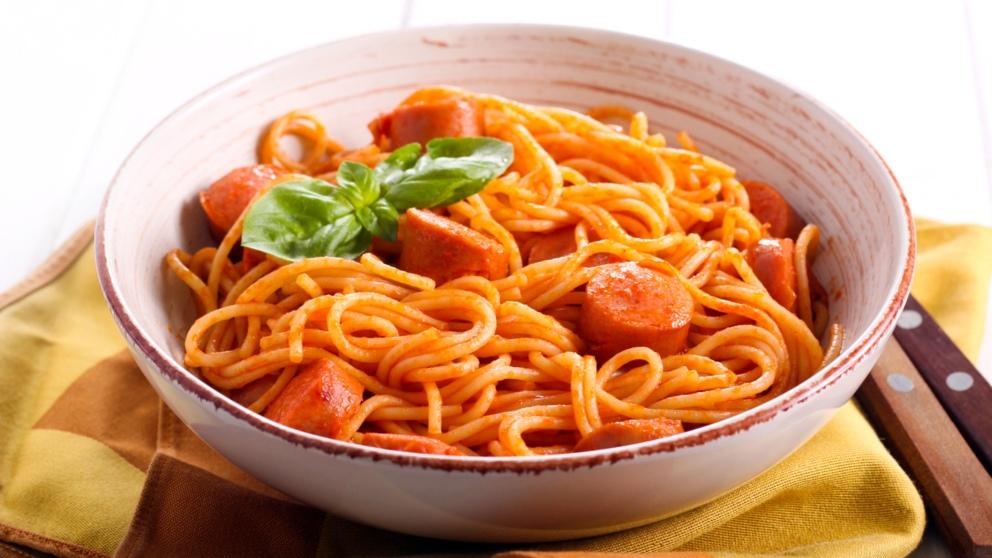Image Result For Recetas Espaguetis Con Atun Y Queso