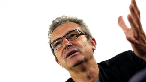 Mariano Barroso, presidente de la Academia de Cine (Foto: Efe).