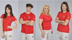 Logan, Sofía, Raquel y Sergio, ¿quién ganará 'Supervivientes 2018'?