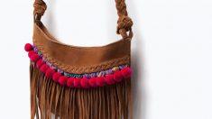 Pasos para decorar un bolso con flecos de manera original
