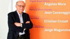 El profesor Jean Canavaggio, uno de los mayores expertos mundiales en la figura de Cervantes.