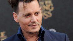 Johnny Depp nació el 9 de junio de 1963