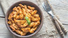 Receta de pollo a la canela fácil de preparar