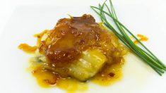 Receta de bacalao a la miel fácil de preparar