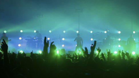 Vetusta Morla en un concierto reciente.
