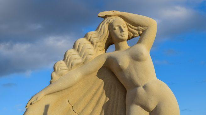 Conoce a la diosa Afrodita.