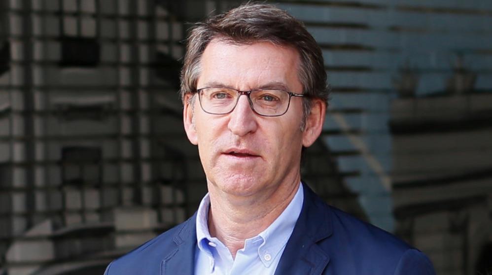 Alberto Núñez Feijóo, presidente de la Xunta de Galicia. (Foto. PP)