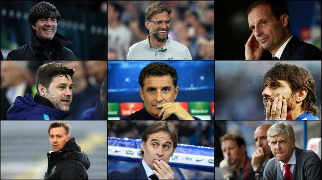 Mercado de fichajes: al Madrid no le convence ningún entrenador