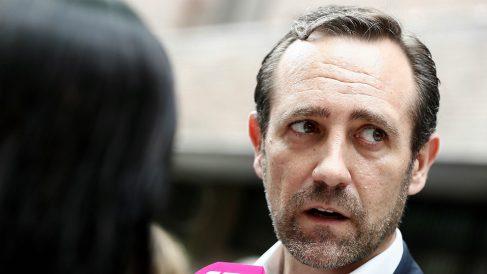 José Ramón Bauzá, dirigente del PP y ex presidente de Baleares. (EFE)