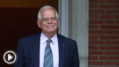 Josep Borrell, ministro de Asuntos Exteriores, UE y Cooperación. (EP)
