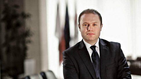 Joseph Muscat, primer ministro de Malta.