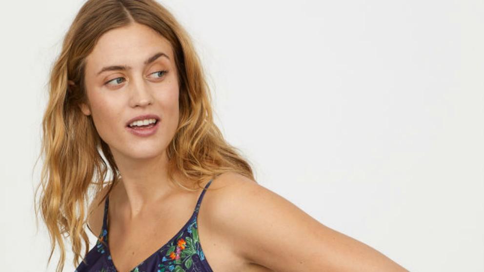 La colección premamá de H&M para el verano 2018