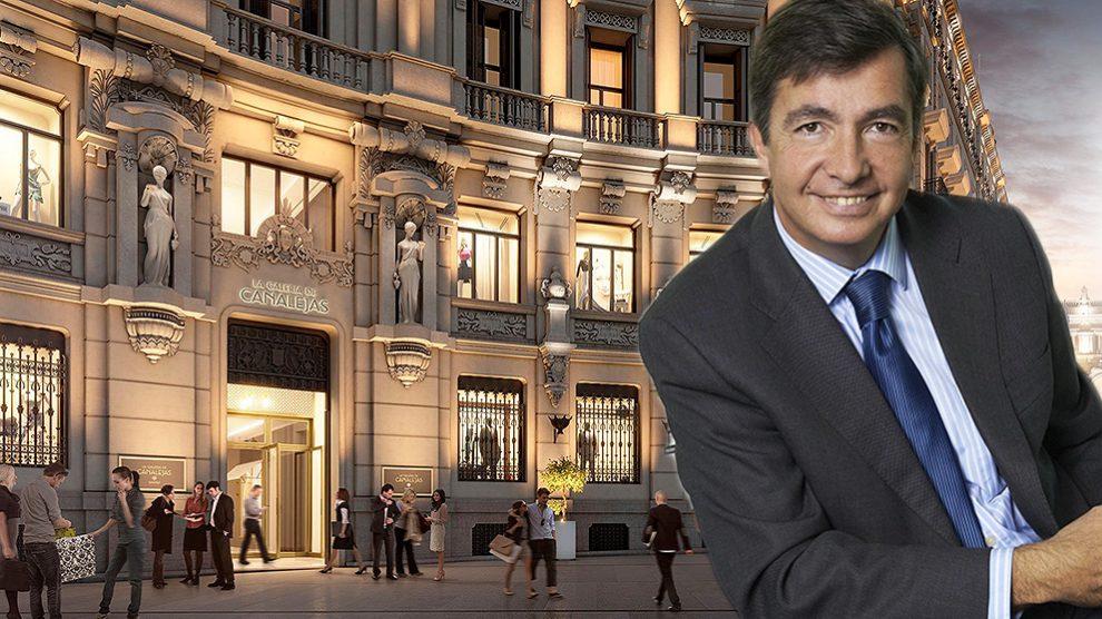 Carlos Lamela, arquitecto