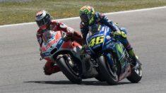 Según Casey Sstoner, los dos años de Jorge Lorenzo en Ducati han sido mejores que los que en su día protagonizó Valentino Rossi. (getty)