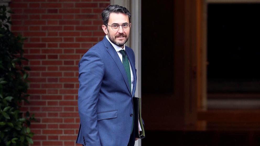 Màxim Huerta, exministro de Cultura y Deporte. (Foto: EFE)