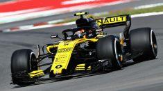 Carlos Sainz salió séptimo en el GP de Francia de Fórmula 1. (Getty)