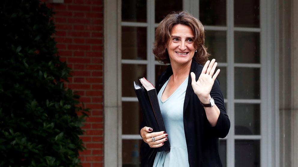 Teresa Ribera, ministra para la Transición Ecológica. (Foto: EFE)