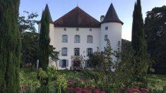 Castillo francés que quiere comprar Bildu