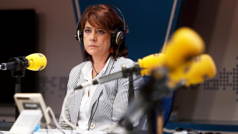 Dolores Delgado, ministra de Justicia. (Foto: EFE)