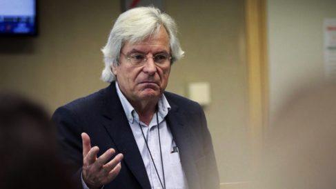 El eurodiputado Javier Nart en Bruselas. (Foto: Ciudadanos)